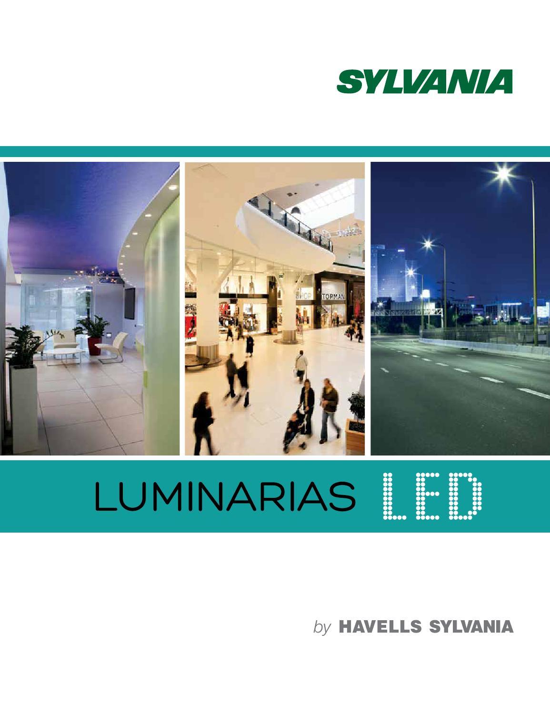 Cat logo luminarias leds 2015 by addconsulta ecuador issuu for Catalogo osram led