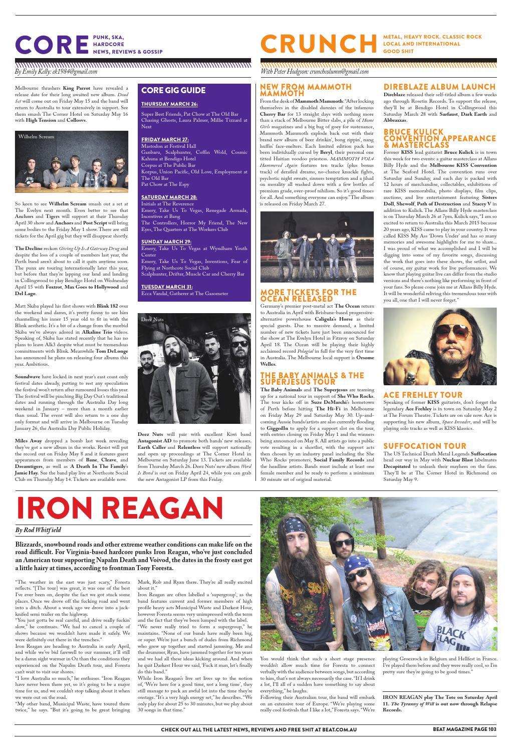 Beat Magazine #1466 by Furst Media - issuu