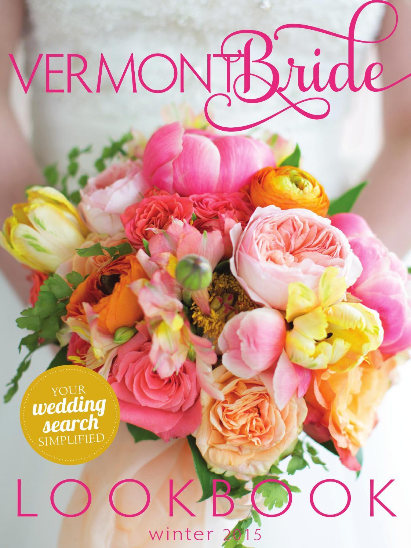 Vermont Bride Winter 2015 Lookbook by Vermont Weddings by Vermont ...