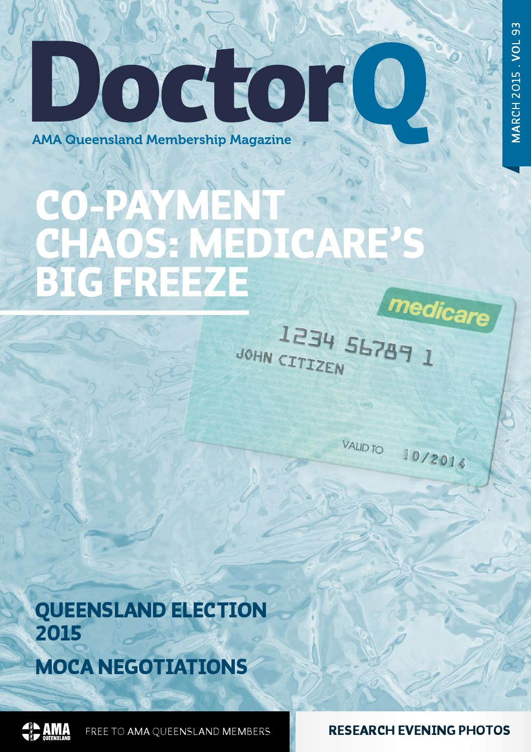 Doctor Q March 2015 by AMA Queensland - issuu