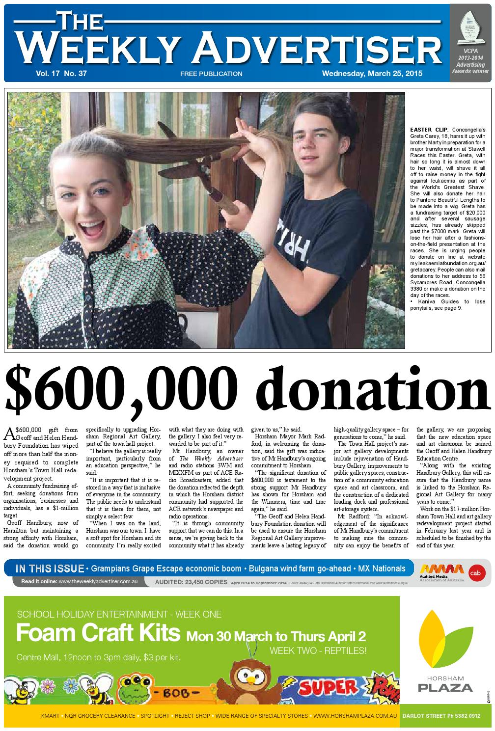 90e6719f066794 The Weekly Advertiser - Wednesday