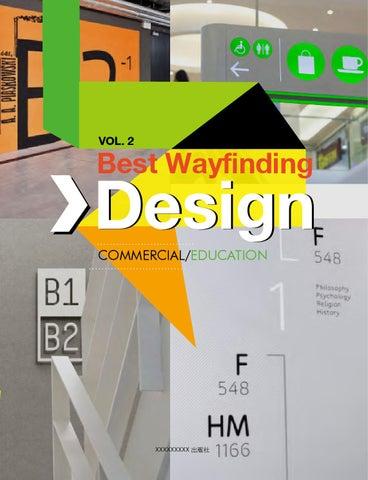 Page 1. Best Wayfinding. Design VOL.2