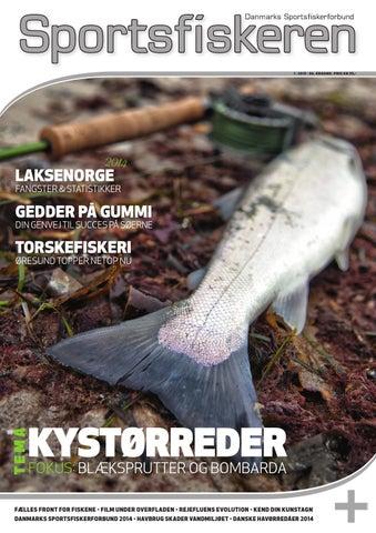 534622981114 Sportsfiskeren 1 2015 by Danmarks Sportsfiskerforbund - issuu