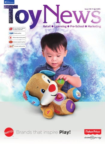 ToyNews Issue 160 April 2015