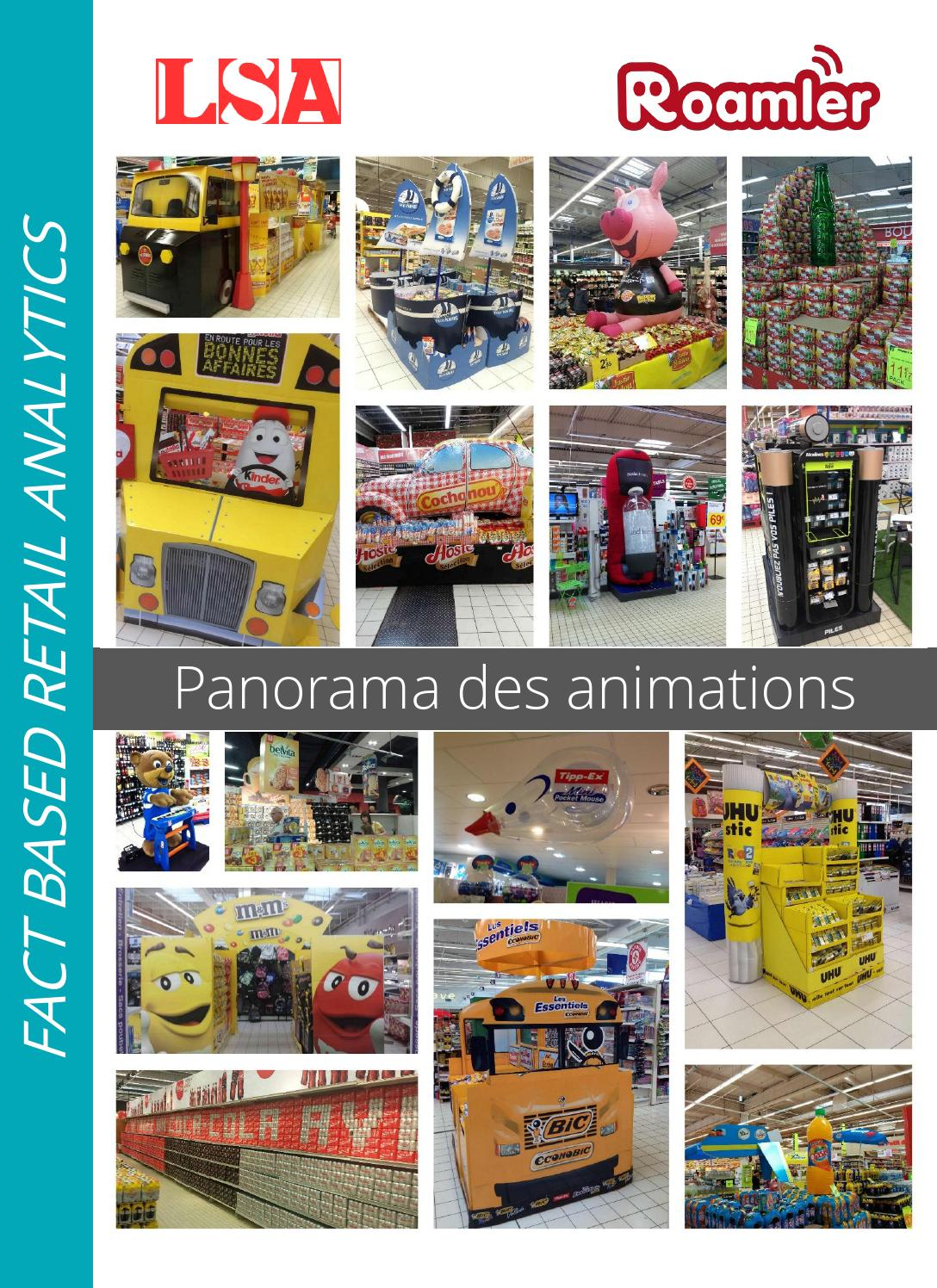 panorama des animations en magasin 09032015 22032015 by issuu. Black Bedroom Furniture Sets. Home Design Ideas