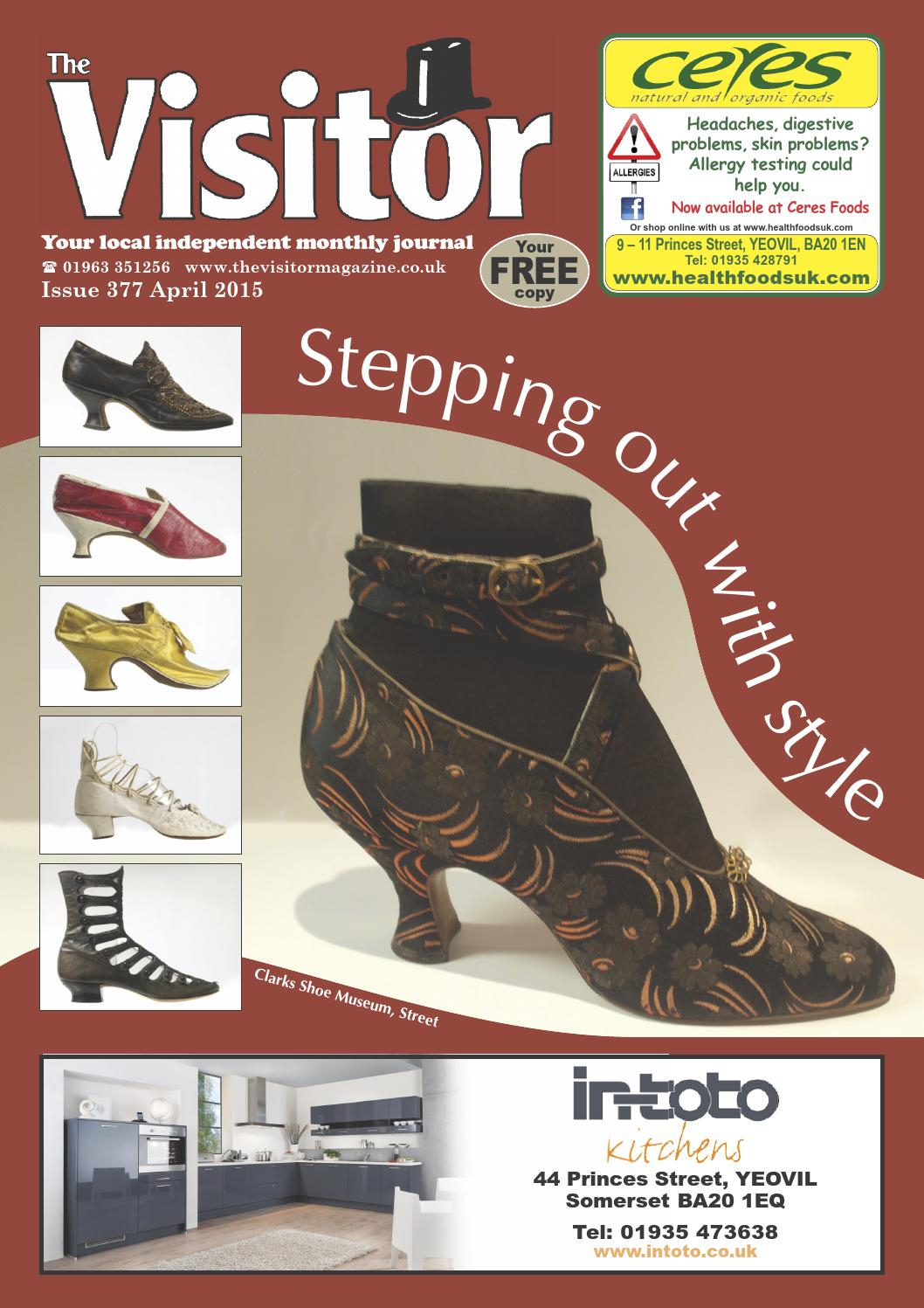 The Visitor Magazine Issue 377 April 2015 by The Visitor Magazine - issuu