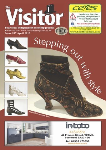 The Visitor Magazine Issue 377 April 2015