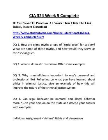 cja 324 week 3 ethical dilemma View homework help - worksheet week 2 from cja 324 cja 324 at university of  phoenix ethical dilemma worksheet cja/324 version 3 university of phoenix.