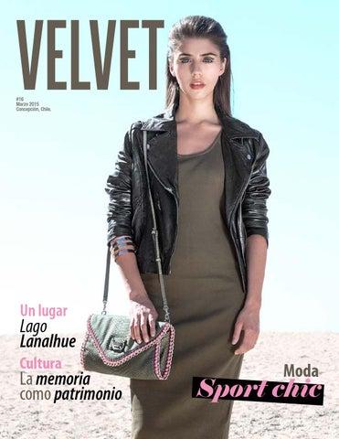 Revista Velvet. Edición 16 by Revista Velvet - issuu ee416f3ed65b