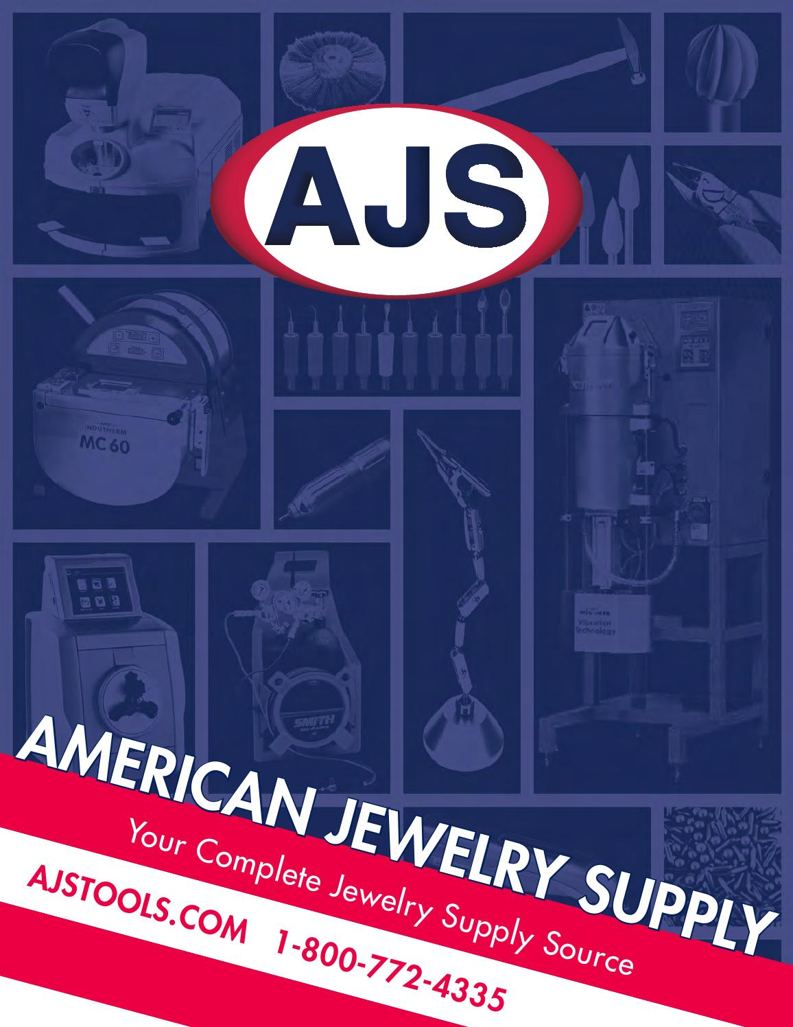 American Jewelry Supply Catalog #23 by American Jewelry