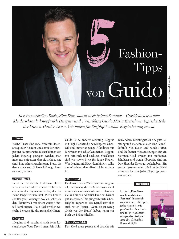 on sale 58b86 9016f Oöerin aprilkl by Bundesländerinnen - issuu