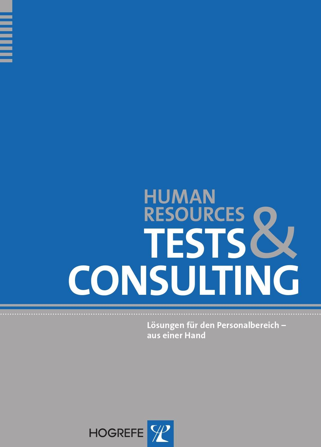 Human Resources by Hogrefe - issuu