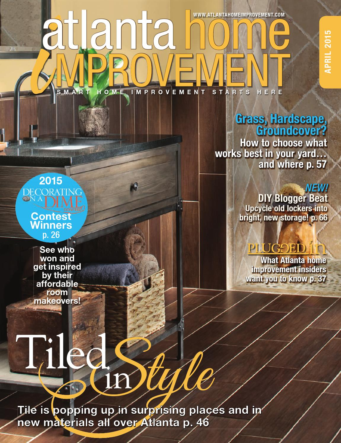 A Place To Call Home By Amy Schisler Reviews Discussion A Place To Call Home Book Atlanta Home Improvement 0415 By My Home Improvement Magazine - Issuu