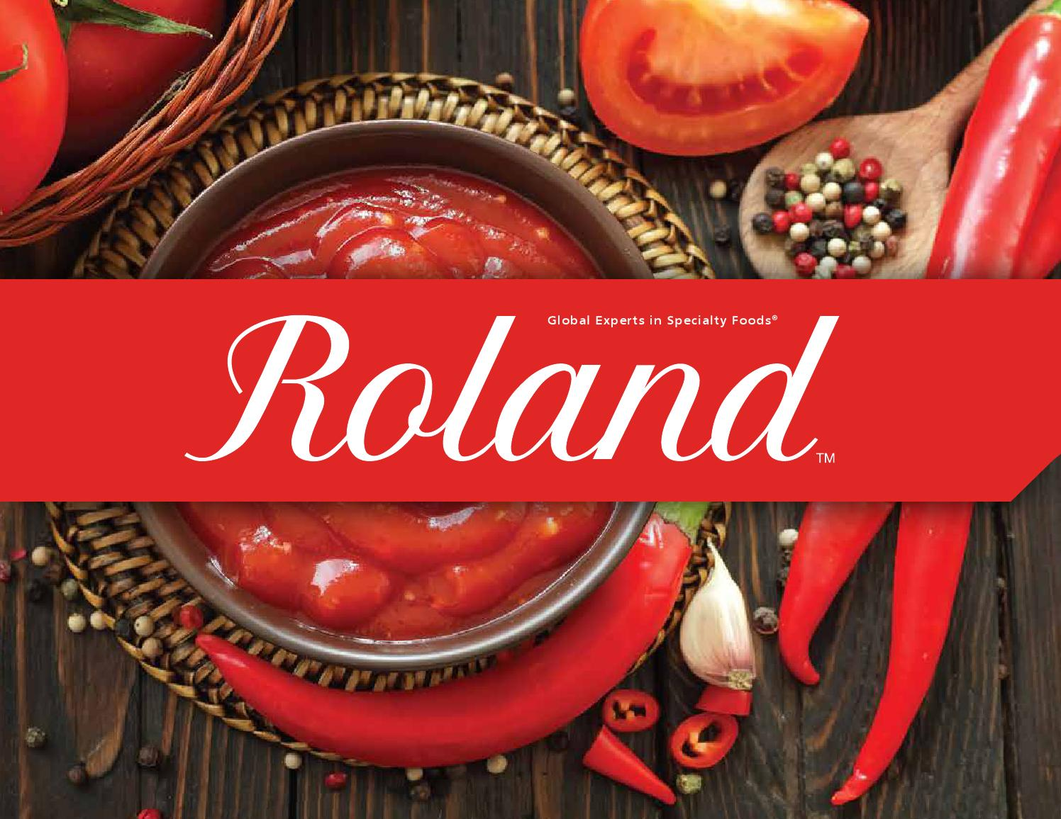 Roland Foods Llc New York