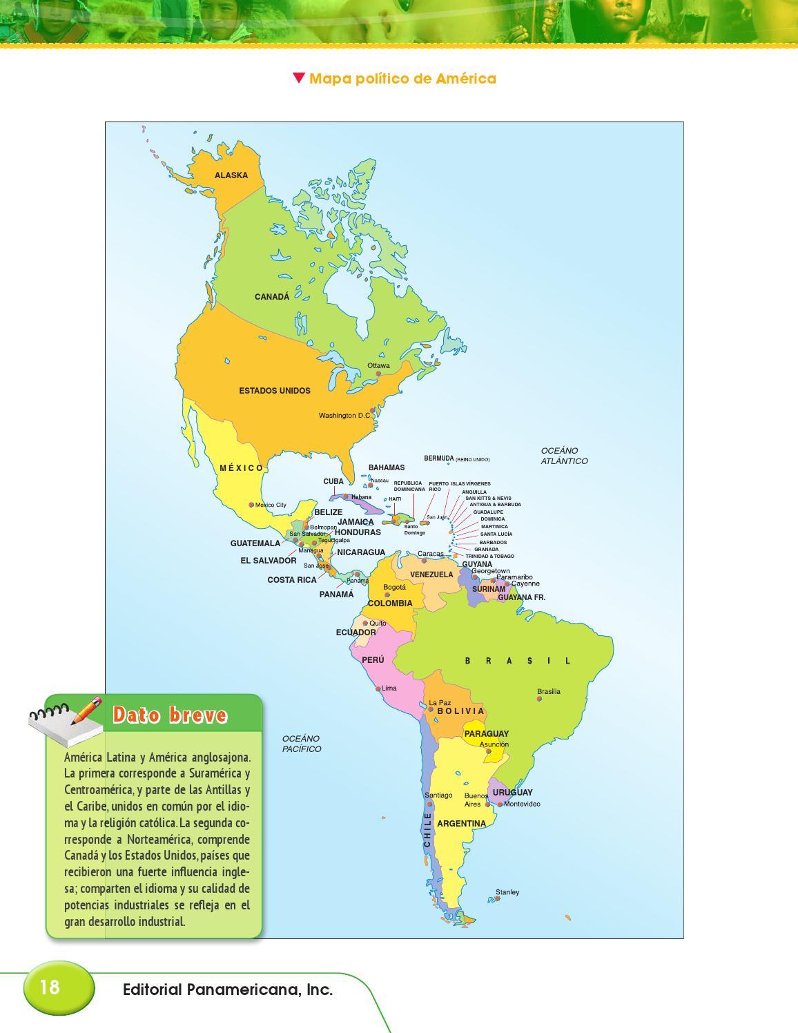 Historia De America Cambio Y Continuidad 8vo By Editorial