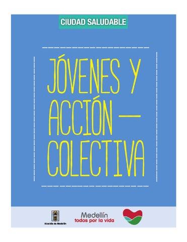 4df1d9fbc1c0 Jóvenes y acción colectiva by Medellín Joven - issuu