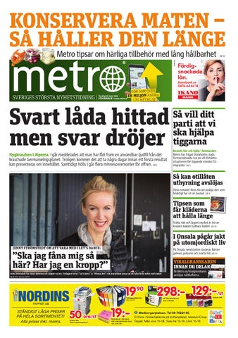 best service 3b6c6 c3796 20150326 se stockholm by Metro Sweden - issuu