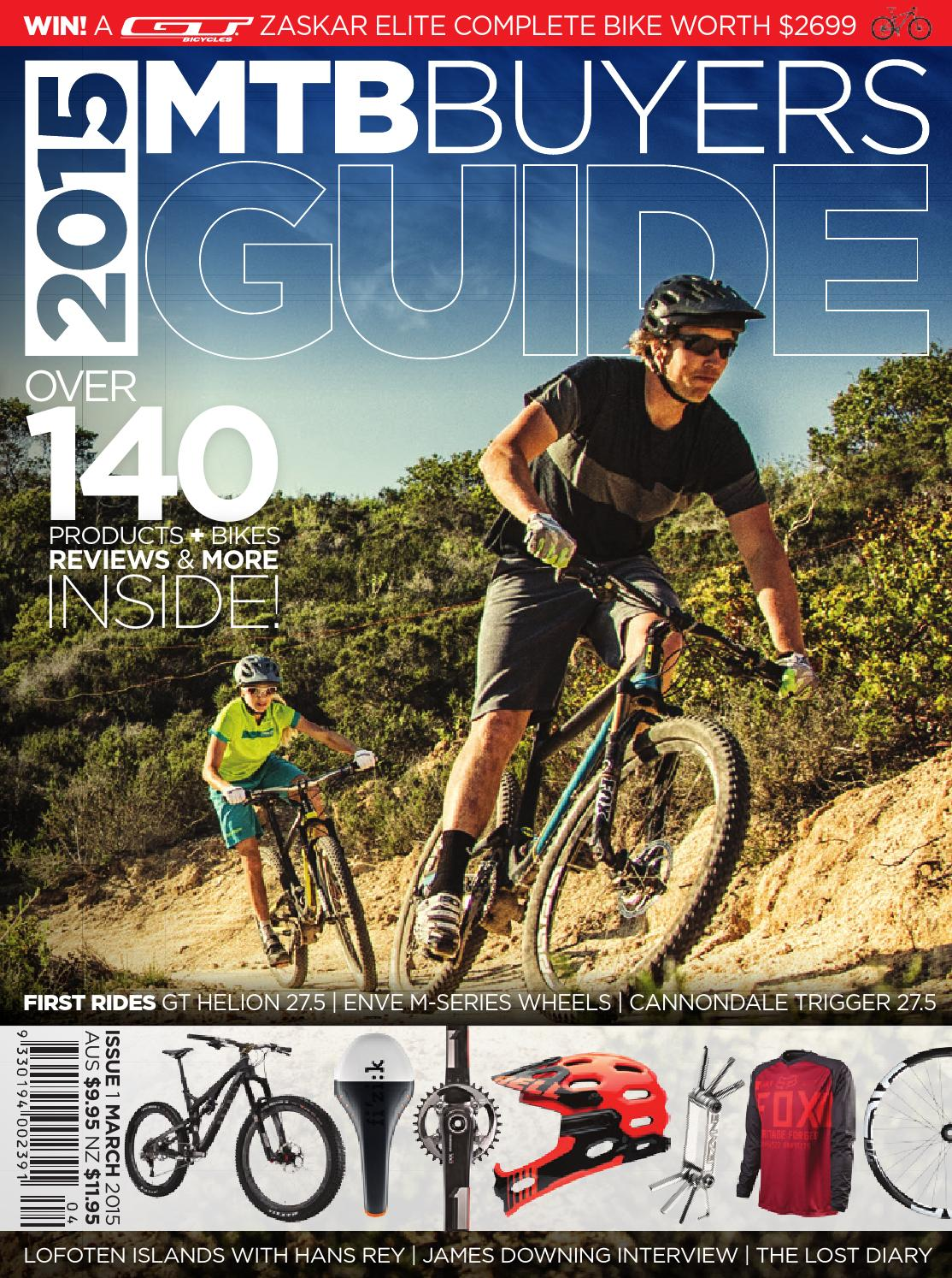 47d1ec046 Monza Imports MTB Buyers Guide 2015 by Monza Imports - issuu