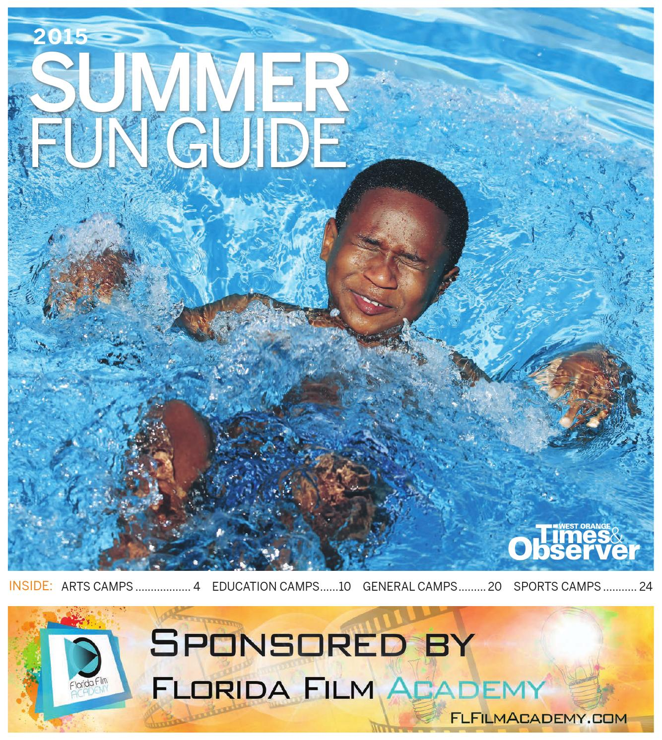 03 26 15 west orange times u0026 observer 2015 summer fun guide by