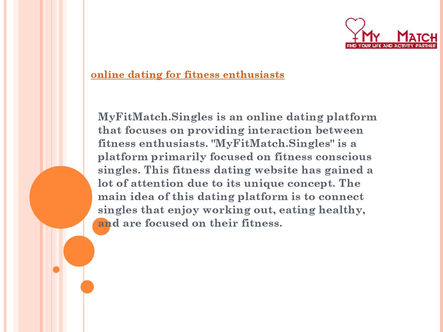 Dating site activity partner
