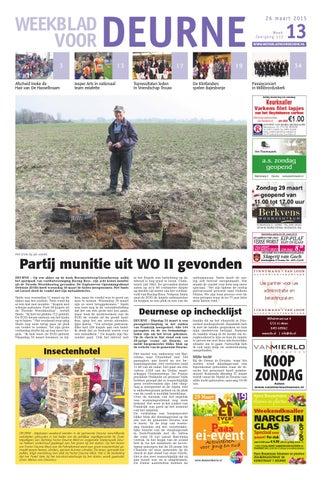5f4e17f4bfa Weekblad voor Deurne week 13 2015 by Das Publishers! - issuu