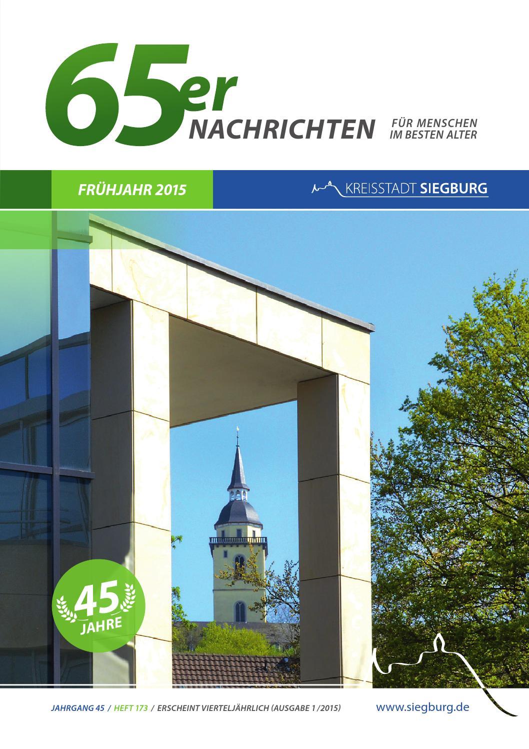 65er nachrichten frühjahr komplett by Patrick Schaab - issuu