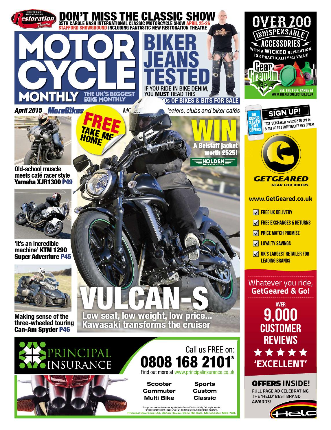 Motor Cycle Monthly April 2015 Full Issue By Mortons Media Group Ltd Honda Cb750 Engine Cutaway Issuu