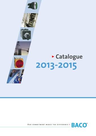 Baco catalogue 2013 2015 by OEM International - issuu