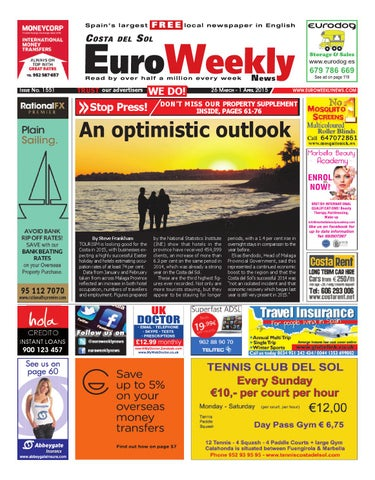 Euro Weekly News - Costa del Sol 26 March - 1 April 2015 Issue 1551 ... 778322ab228