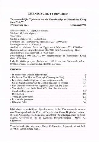 fddb7b6c2a5 Ghendtsche tydinghen 1990 ehc 787672 1990 by Davy Goedertier - issuu