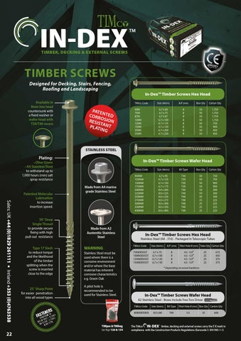 TIMco Catalogue (Issue 12) by TIMco - issuu