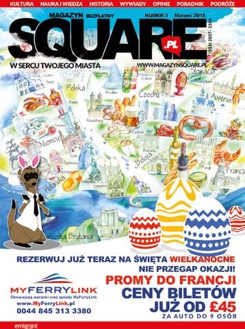 Magazine Squarepl March 2015 By Magazynsquarepl Issuu