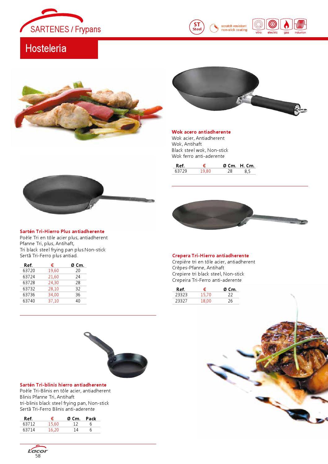 Cocina Lacor Catalogo General Domestico By Grupo Flashback Issuu
