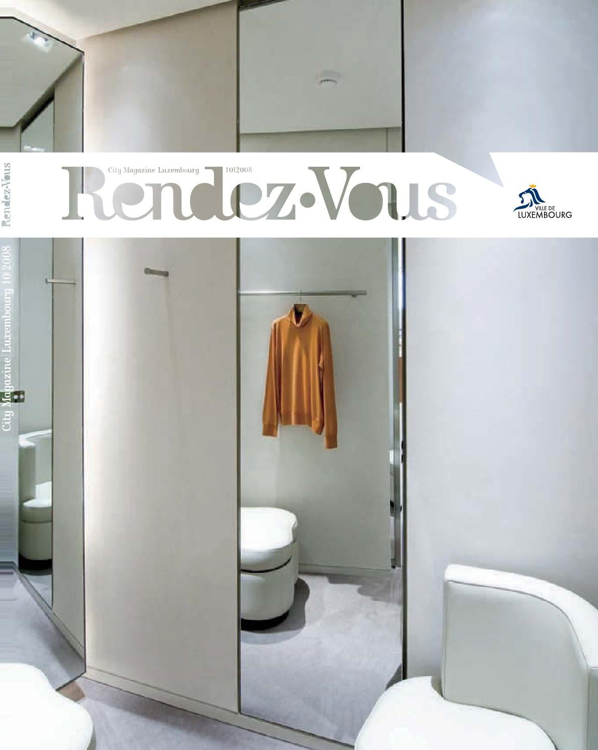 Rendez-vous 10_2008 by Maison Moderne - issuu