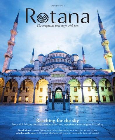 a928d6ad6 Rotana Magazine April 2015 by Rotana Magazine - issuu