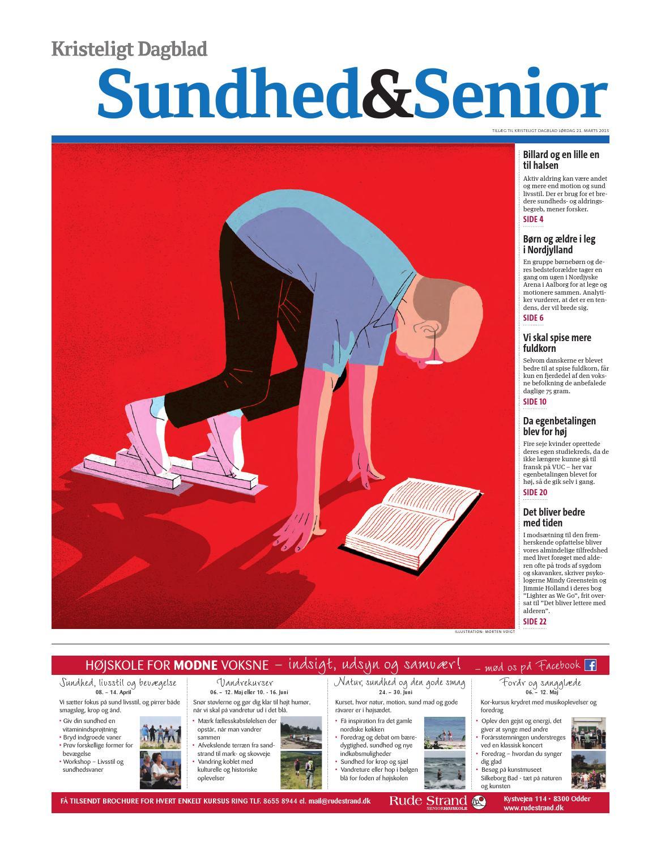 e6e6b5654f2 Sundhed&Senior by Kristeligt Dagblad - issuu