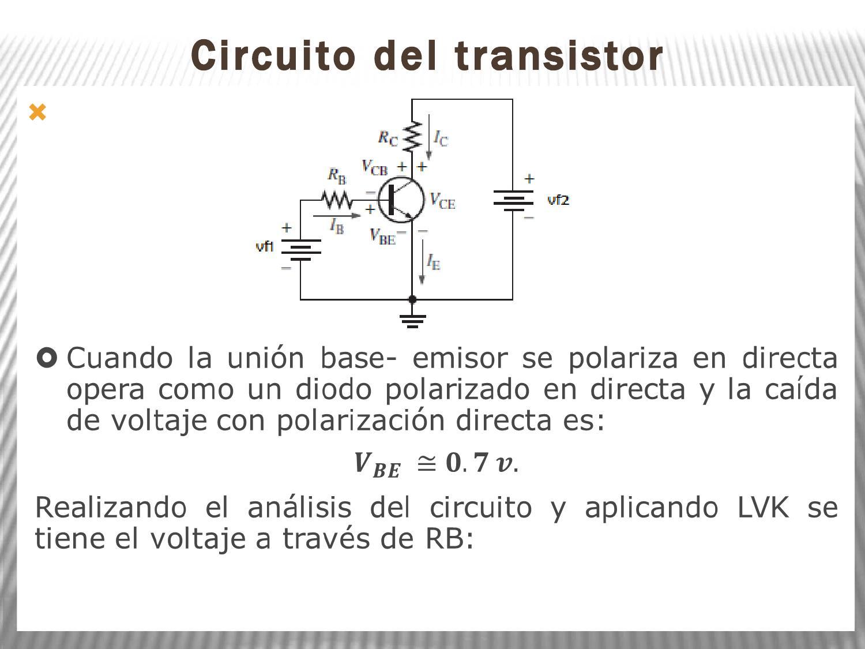 Circuito Transistor : Circuito del transistor by ivonne issuu
