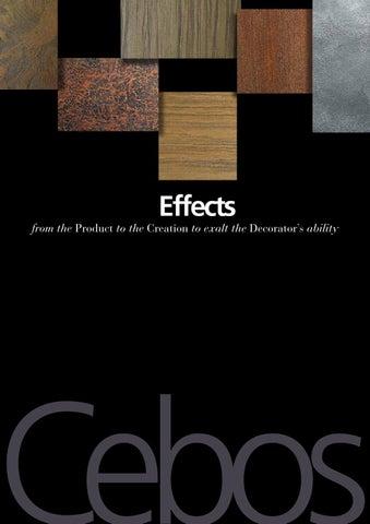 Cebos effects en 2015