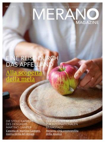 Merano Magazine Sommer 2015 By Meraner Land Issuu