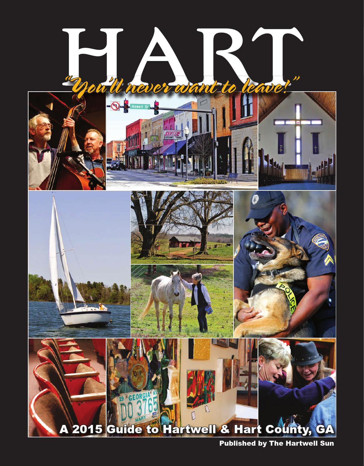Hart County Fact Book 2015 By Community Newspapers