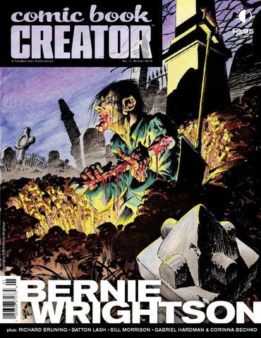 Comic Book Creator - #7 by PressPad - issuu
