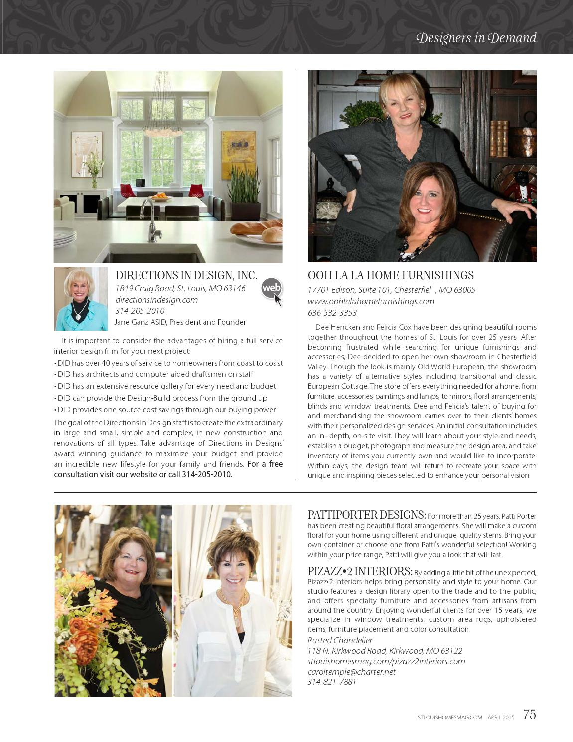 April 2015 By St Louis Homes Lifestyles Issuu