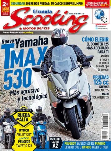b271fdd091b Scooting Nº 115. Abril - Mayo 2015 by LIDER - issuu