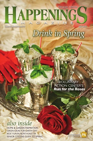 April 2015 Happenings Magazine By