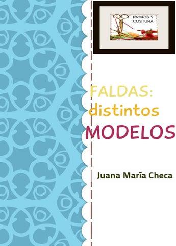12b90fa7c Faldas distintos modelos by Juana Mª Checa Jiménez - issuu