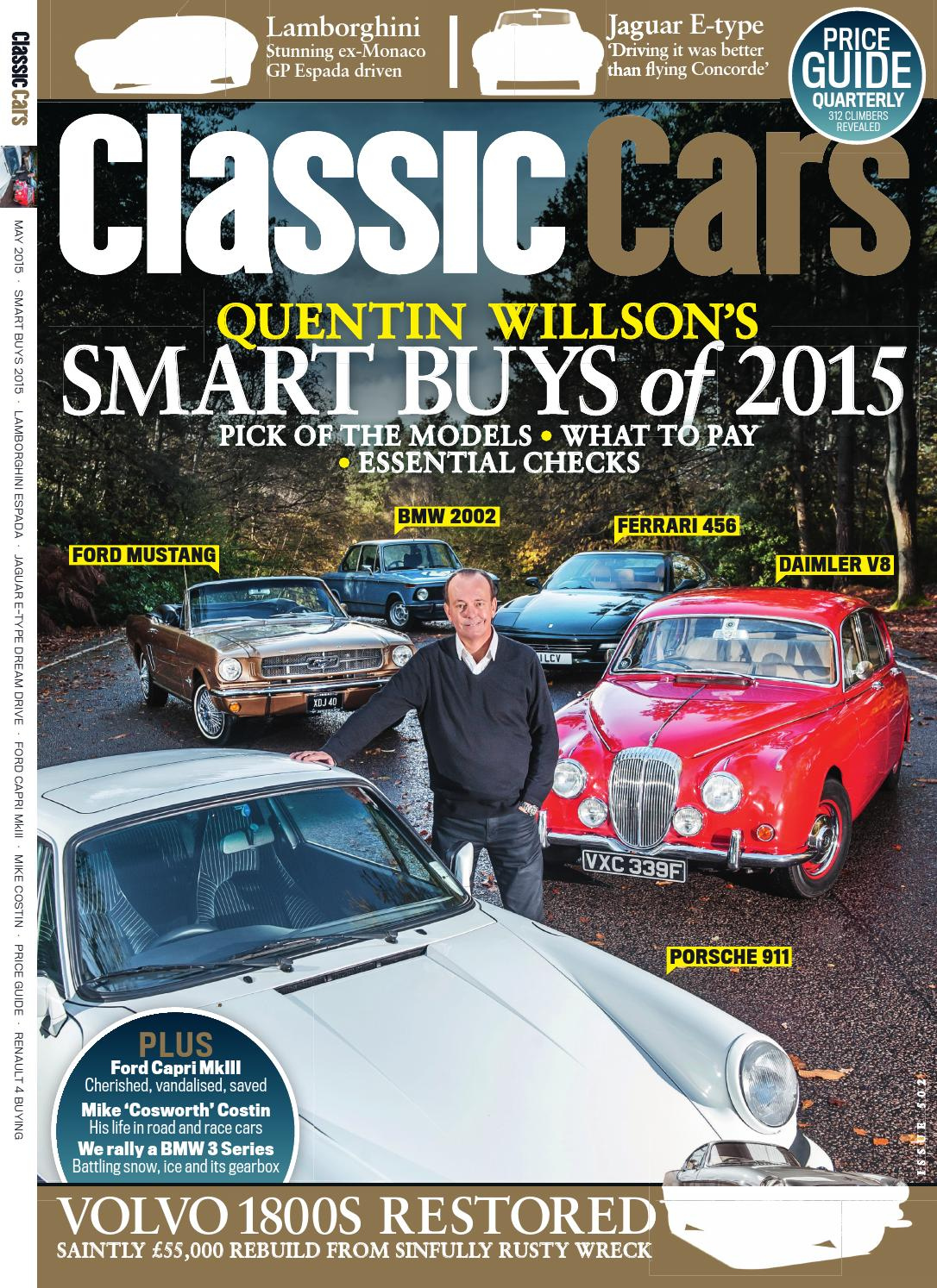 Classic Cars Magazine May issue by Classic Cars Magazine - issuu