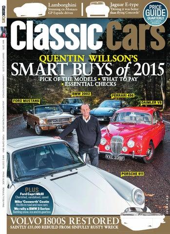 Classic Cars Magazine Issuu