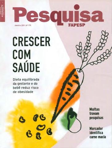 51cc997008 Crescer com saúde by Pesquisa Fapesp - issuu