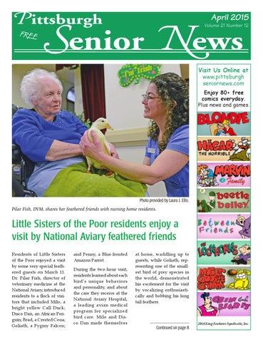 Aprilpsn By Pittsburgh Senior News Issuu