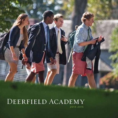 Deerfield Academy Viewbook 2014-2015 by Deerfield Academy - issuu 08a6e9f03